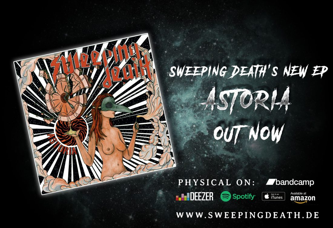 Sweeping Death - Astoria - OUT NOW