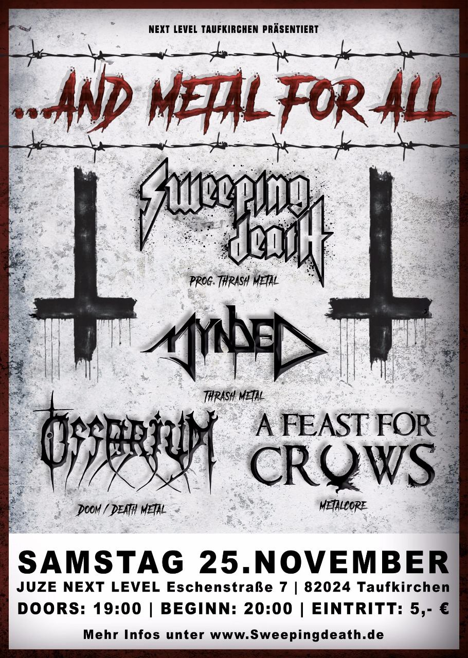 Flyer_SweepingDeath_NextLevel_Taufkirchen_2017