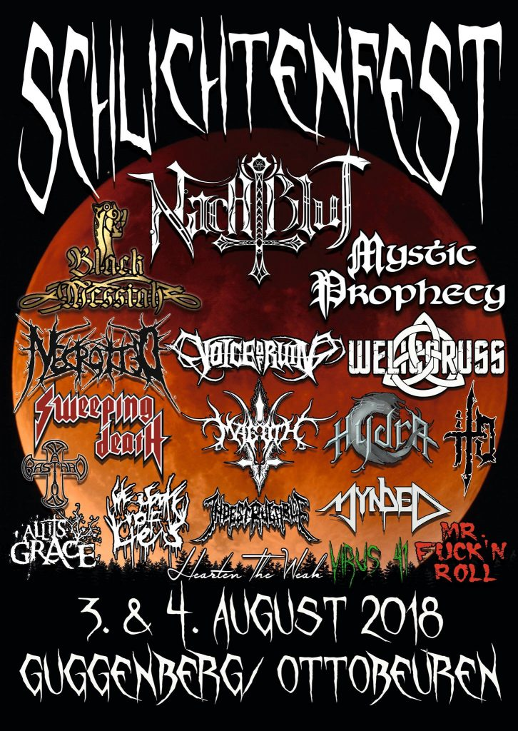 Sweeping Death_Schlichtenfest_Festival_Germany_2018_Flyer_Bayern
