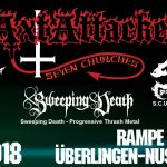 Axtattacke Sweeping Death Live 2018
